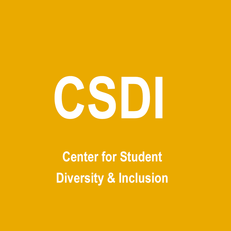Center for Student Diversity & Inclusion