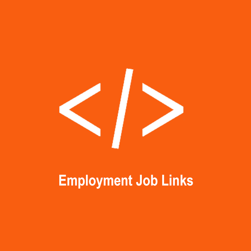 Employment Job Links