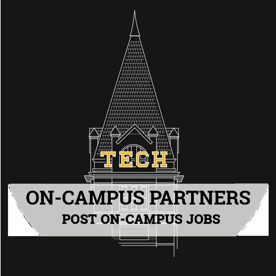 CareerBuzz On-Campus Partner Block
